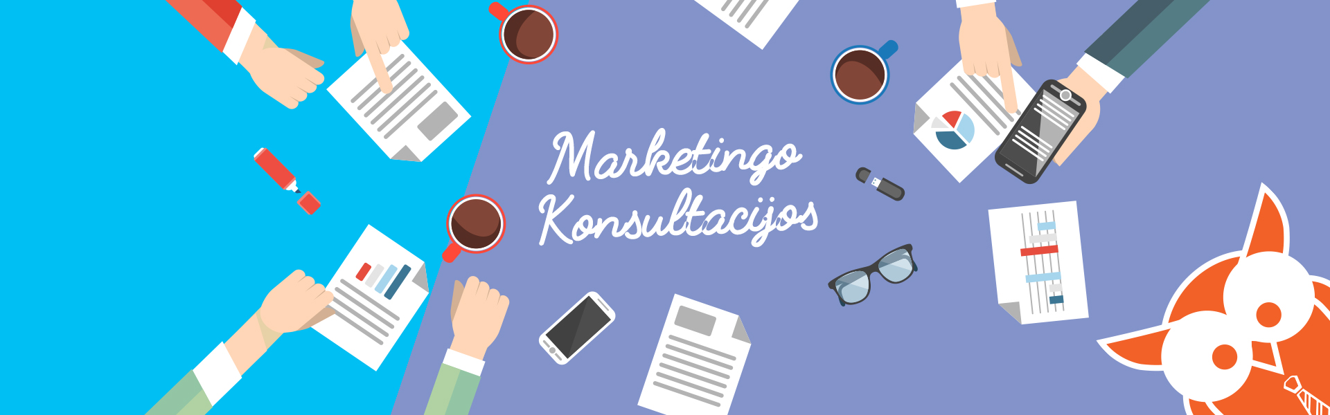 marketingo konsultacija