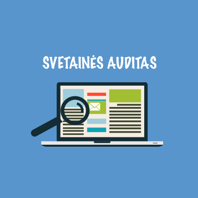 svetaines auditas