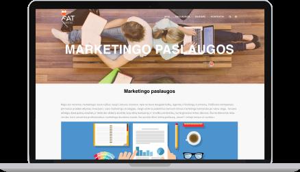marketingo paslaugos
